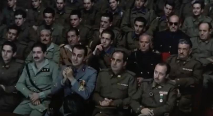 Franco y sus tenientes