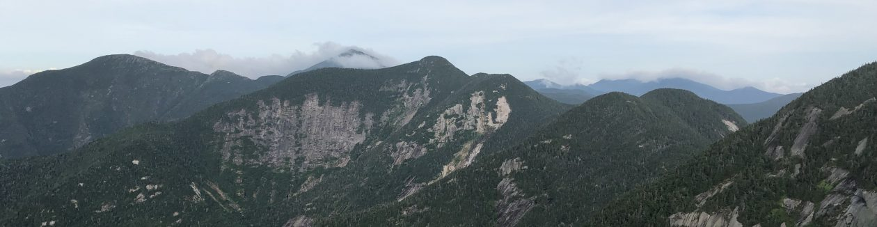 High Peaks Etymology
